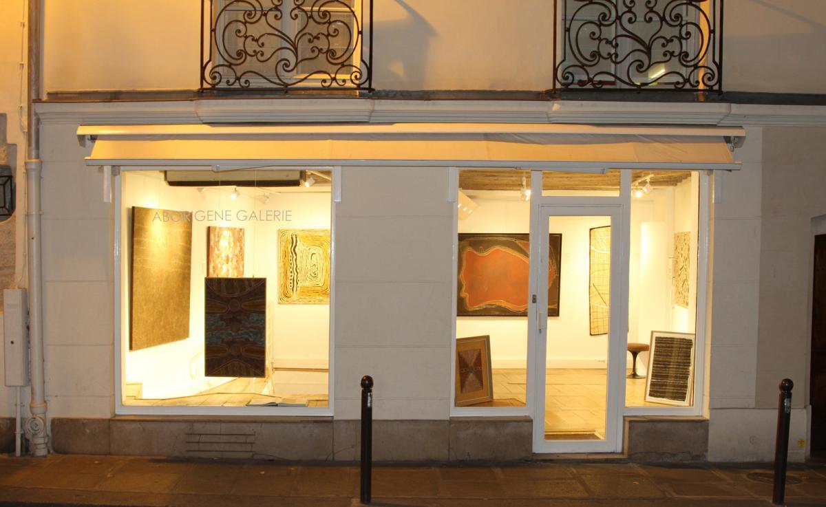 Photo d'Aborigène Galerie - 46 rue de Seine 75006, Paris