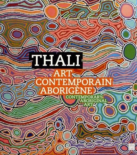 Thali Livre d'Art Aborigène