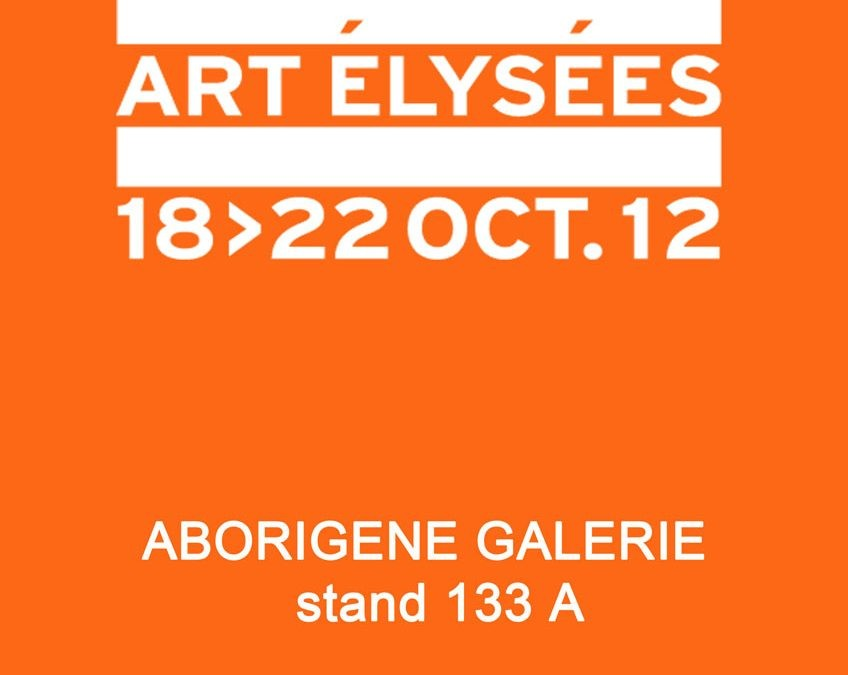 ART ELYSEES 2012