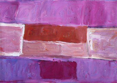 "Kudditji Kngwarreye ""My Country"" 93x150 cm"