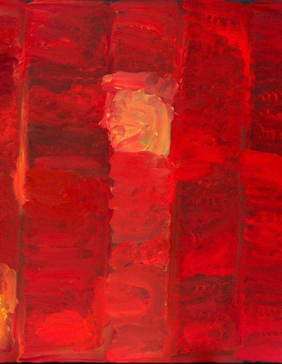 "Kudditji Kngwarreye ""My Country""196x101 cm"