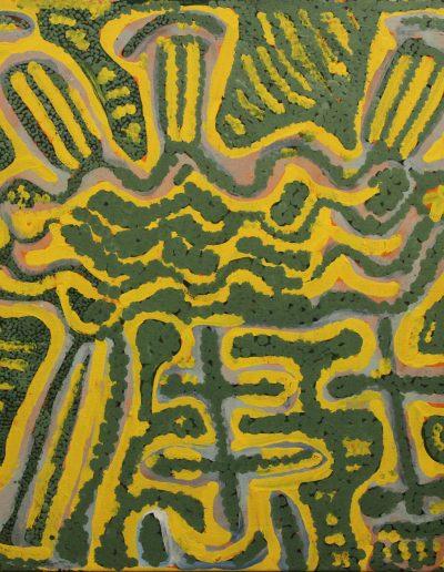 Lorna Fencer Napurrula 68 x 79 cm