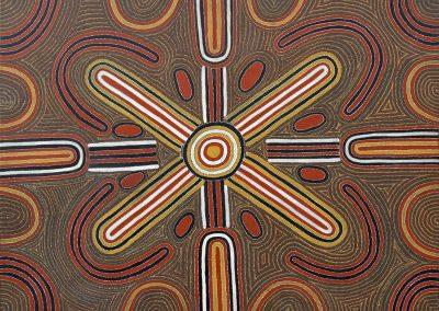Louie Pwerle 1992 90x121 cm