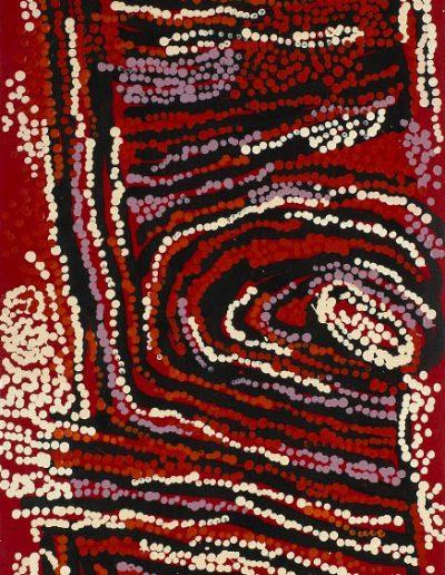Naata Nungurrayi - 45.5 x 151.5 cm