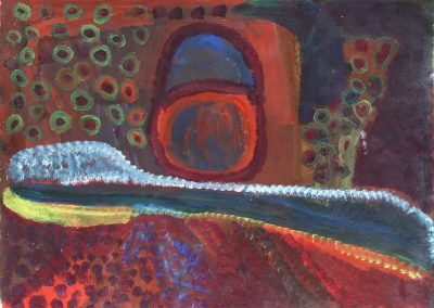 Nada Rawlins - Nurtukurangu 56x76cm
