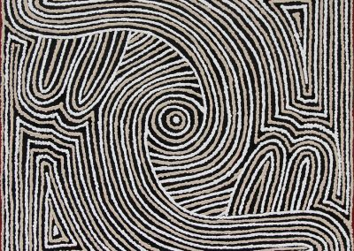 Napurla Scobie Napurrula 61x61cm