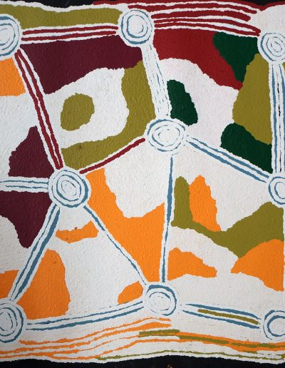 Ngipi Ward - 100 x 100 cm