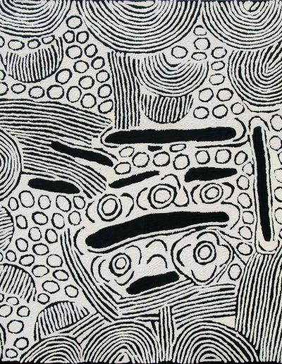 Ningura Napurrula 121x136cm