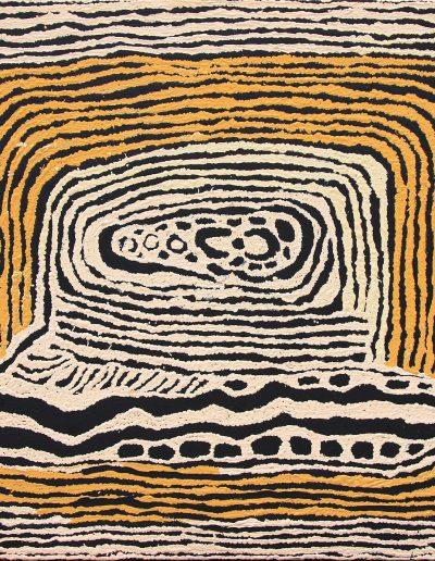 Nyurrapaya Bennett Nampijinpa nn0412114 (mrs Bnnett) 2004 - 107 x 91cm
