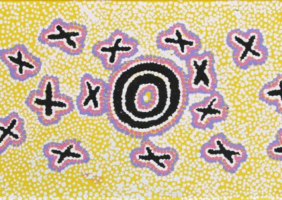 Paddy Japaltjarri Stewart 2003 2 30x122cm