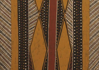 Pedro Wonaeamirri 51 x 68 cm LP95PW053 1995