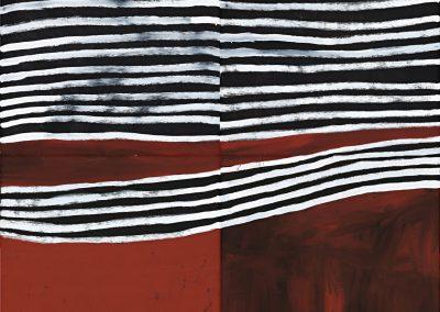 "Phyllis Thomas""Gemerre""2005 200x200 cm"