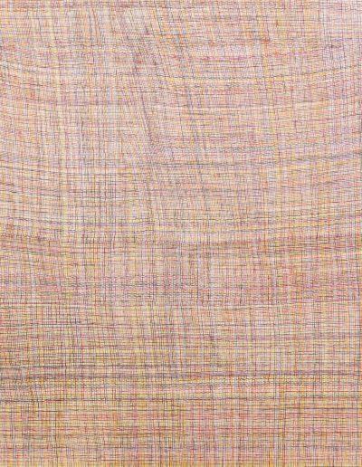 Regina Pilawuk Wilson (1945) 2002 - 124x138cm