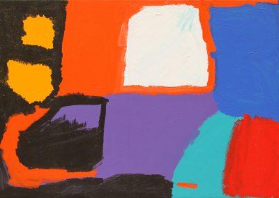 """Sally Gabori 101x152 cm """"dibirdibi country""""2007 Mornington Island"""
