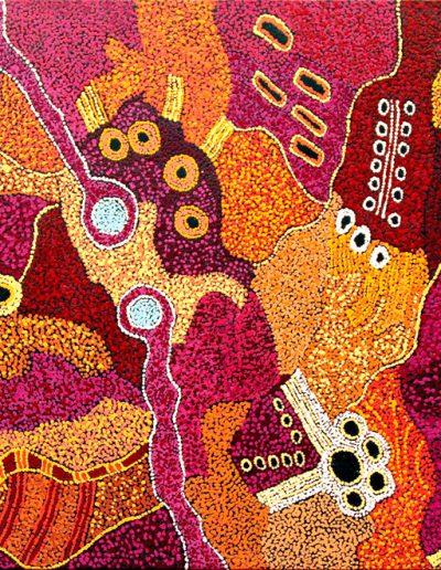 Sandra Ken-2011- 101x152cm 381-11-