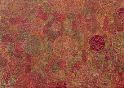 josie kunoth petyarre 350x150 cm