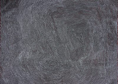 Warlimpirrnga Tjapaltjarri 196 x 212cm 2015