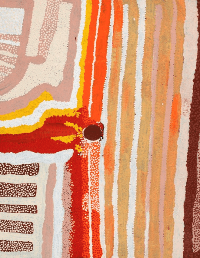 Christine Yukenbarri 90x153 cm