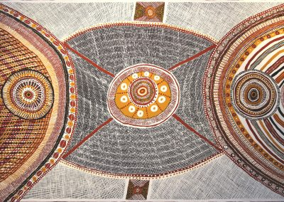 Susan Wanji Wanji 18-123 120x180cm Jilamara Design