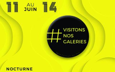 Visitonsnosgaleries du 11 au 14 Juin 2020
